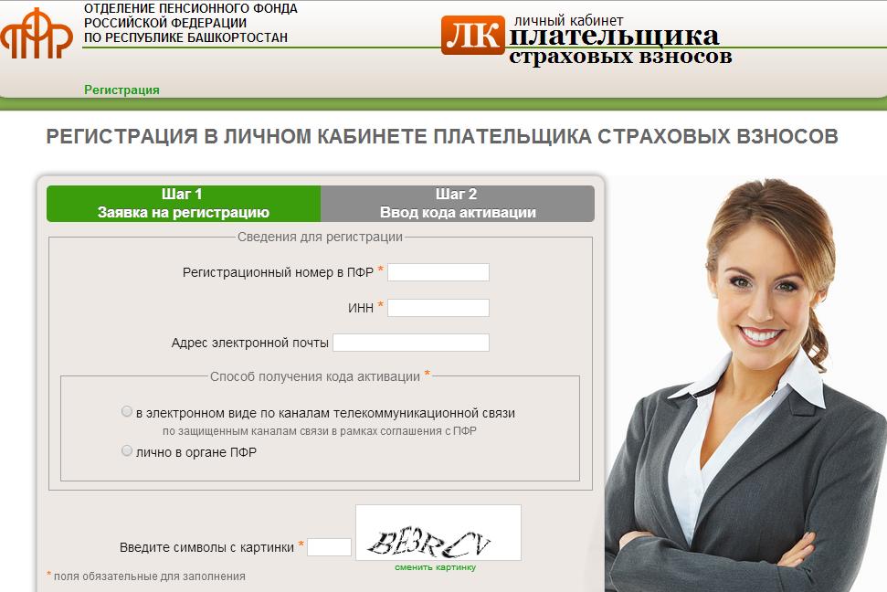 Регистрационный номер плательщика в пфр как узнать